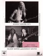 Johnny Winter Photo