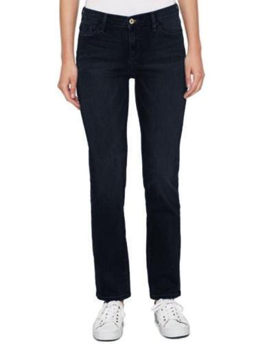 NEW Women's TOMMY HILFIGER Greenwich Straight Midnight Blue
