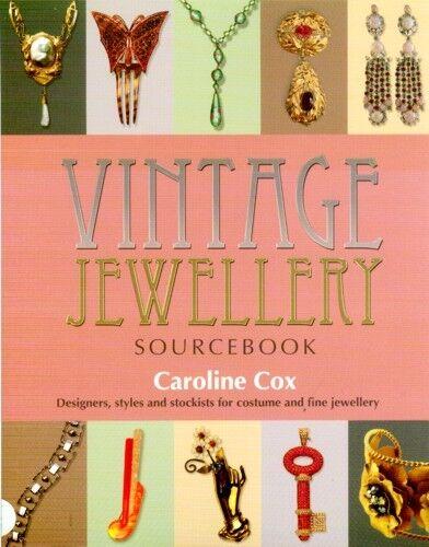 Vintage Jewelry Sourcebook Lalique Art Nouveau Victorian Bakelite Edwardian Pix!