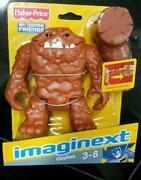 Imaginext Clayface