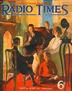Christmas Radio Times