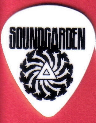 SOUNDGARDEN CUSTOM GUITAR PICK