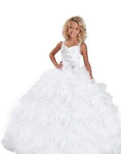Kids dresses ebay kid prom dresses junglespirit Images