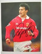 Manchester United Signed Photo