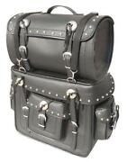 Leather Panniers