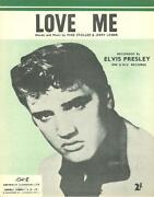 Elvis Presley Sheet Music