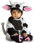 Polyester Cow Infant & Toddler Costumes