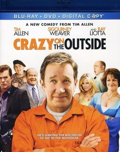 Crazy on the Outside (2011, REGION A Blu-ray New) BLU-RAY/WS