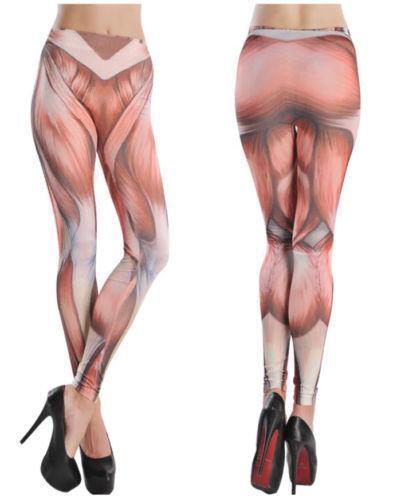 muscle leggings | ebay, Muscles