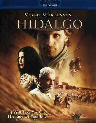 Hidalgo (Blu-ray, 2004) Brand New Sealed