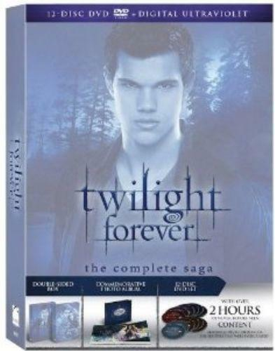 The Twilight Saga Complete Collection Ebay