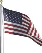 Heavy Duty Flag Pole