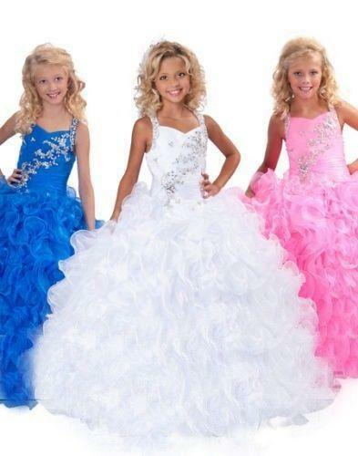 Kids Pageant Dresses | eBay