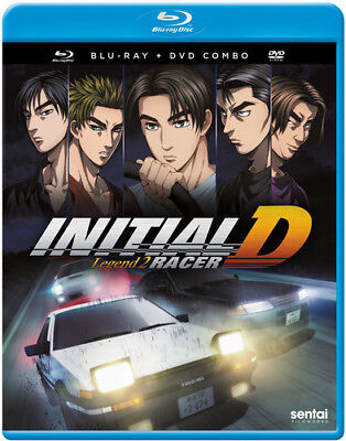 Initial D Legend 2: Racer [New Blu-ray] With DVD, Anamorphic, Subtitled