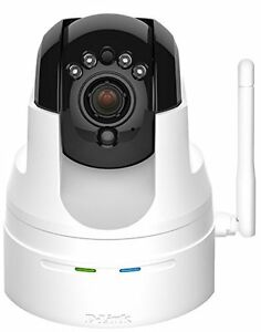 D-Link DCS-5222L Netcam, PC / Mac, Wireless Interface