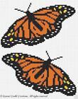 Crochet Afghan Patterns Butterfly