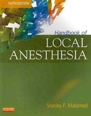 Handbook of Local Anesthesia 6th Edition
