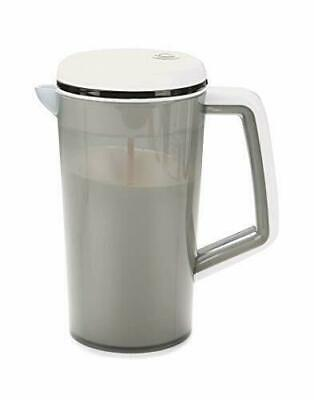 Baby Brezza Electric 28oz One Step Formula Mixer Pitcher - Motorized Mixing Syst