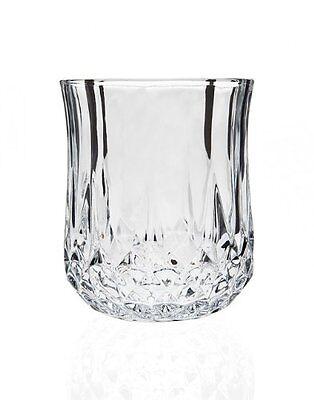 Fine Crystal Double Old Fashion Glasses 7oz. - Set of 6