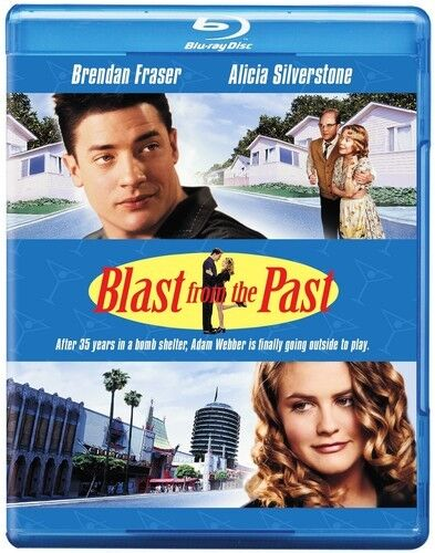 Blast From The Past (2015, REGION A Blu-ray New)