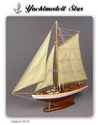 Deko Segelschiff