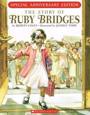 The Story Of Ruby Bridges By Robert Coles  New