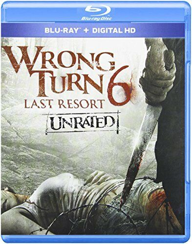 NEW Wrong Turn 6 (d-t-v) [Blu-ray]