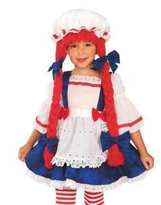 raggedy ann costume child