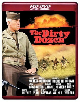 The Dirty Dozen - HD DVD PLAYER ONLY
