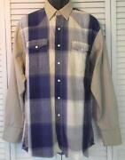Mens Wrangler Shirt Large