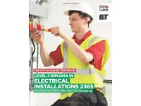 SALE!! City and Guilds 2365-02 Level 2 Diploma in Electrical Installations Course