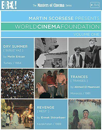 WORLD CINEMA FOUNDATION  VOLUME 1  (DVD & BLU-RAY) NEW