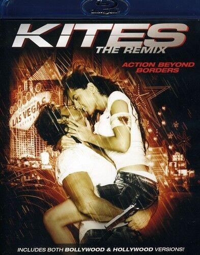 Kites/Kites: The Remix (2012, Blu-ray New)