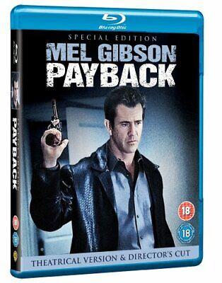 Payback [Blu-ray] [1999] [Region Free] [DVD][Region 2]