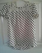 New Look Spotty Top