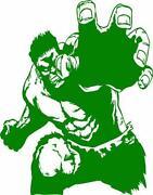 Hulk Decal