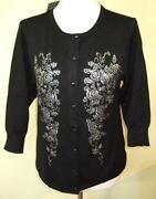 Rosette Sweater