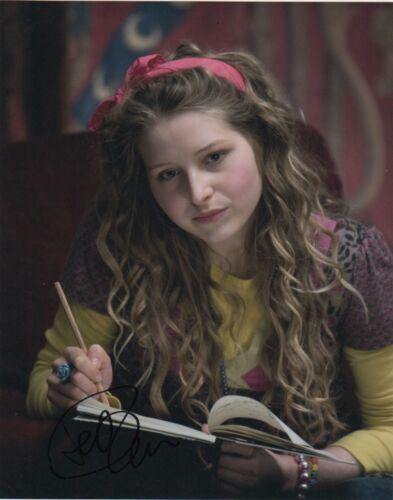 Jessie Cave Harry Potter Autographed Signed 8x10 Photo COA #J2