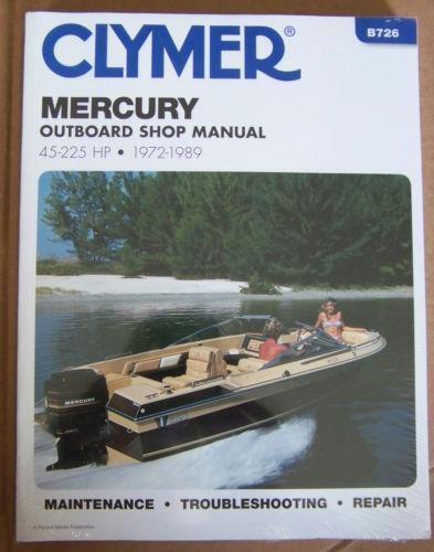 Mercury Repair Manual