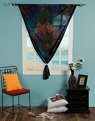 5Pc Lot Bohemian Wall Hanging Tapestry Throws Cotton Twin Sheet Dorm Decor Gypsy