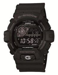 CASIO WATCH G-SHOCK RADIO CLOCK MULTIBAND 6 GW-8900A-1JF MEN'S