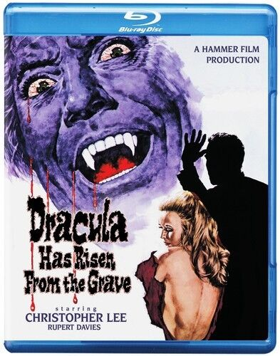 Dracula Has Risen From The Grave (2015, REGION A Blu-ray New)