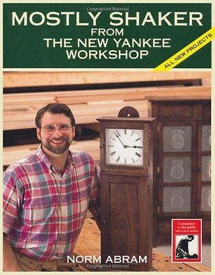 Mostly Shaker from the New Yankee Workshop by Norm Abram