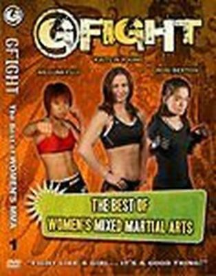 GFight - Best of Women's Mixed Martial Arts Volume 1 (DVD, (Best Mixed Martial Arts)