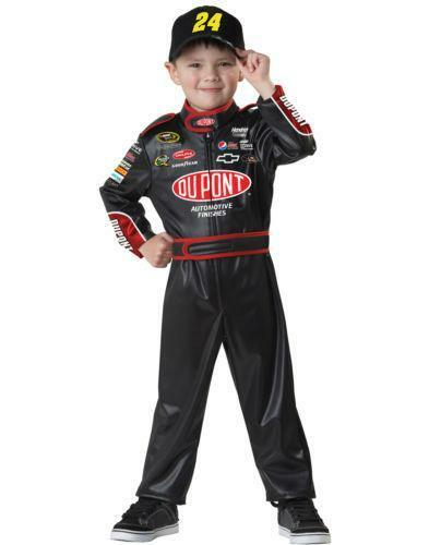 Race Car Suit For Toddlers