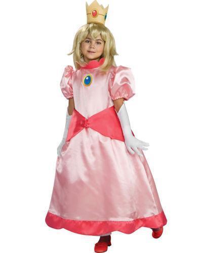 Princess Peach Costume Ebay