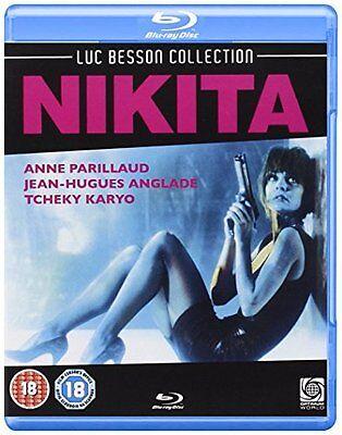 Nikita [Blu-ray] [DVD][Region 2]