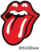 Rolling Stones Aufkleber