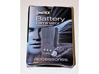 Mitex Sport Battery Eliminator 12V for Mitex Sport/Country