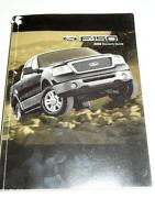 2006 Ford F150 Owners Manual
